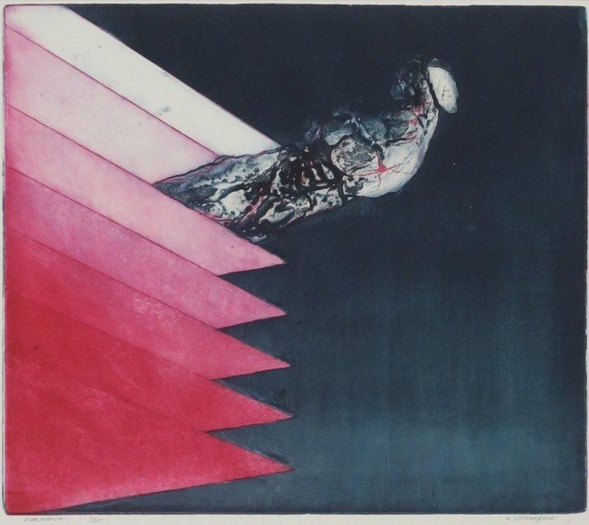 Henk Vierveijzer - Rode platen