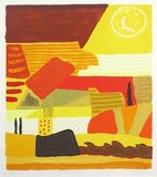 Ronald Boonacker - Toscana I - 60x50cm - Zeefdruk op papier