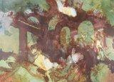 Hans van Horck - zonder titel XI - 55,5 x 75,5 cm - Zeefdruk op papier
