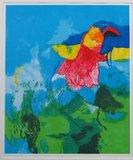 Henk van Vessem - zonder titel II - ingelijst