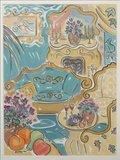Betty Disco - Sweeter then wine - 76 x 61 cm - Acryl op canvaspapier - ingelijst