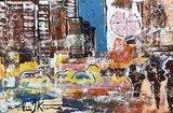 Eric Jan Kremer - New York - 150 x 100 cm - Acrylverf op doek