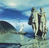 Arturo - Venus en Mercurius - Zeefdruk op papier - 93 x 93 cm - ingelijst