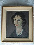 Gerard Schäperkötter - 78 x 68 cm - Olieverf op linnen doek - in originele houten lijst (ca.1950)