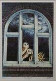 Ad Swier - What is wisdom? - 74 x 59 cm - Offset op papier - in houten lijst