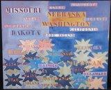 Loes van Schaaik - Northern States - 100 x 120 cm - Olieverf op doek op spieraam