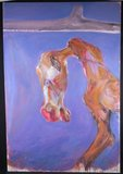 Gerdien Kroes - Zonder titel - 185 x 125 cm - Olieverf op doek