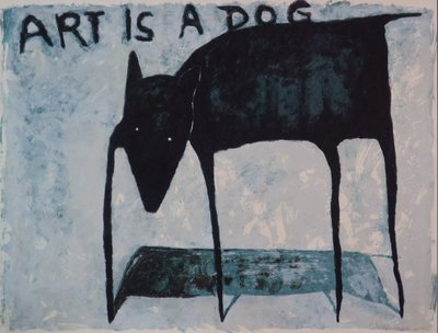 Peter Bastiaanssen - Art is a dog