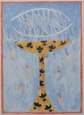 Lon Buttstedt - Bowl for Rain - ingelijst