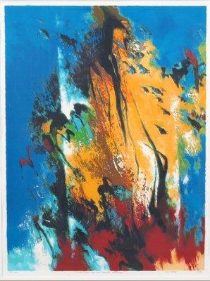 Mattie Schilders - In het licht - ingelijst