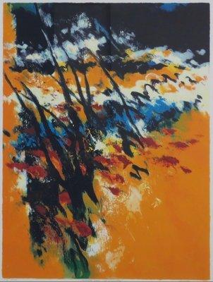 Mattie Schilders - Vormende hand - ingelijst