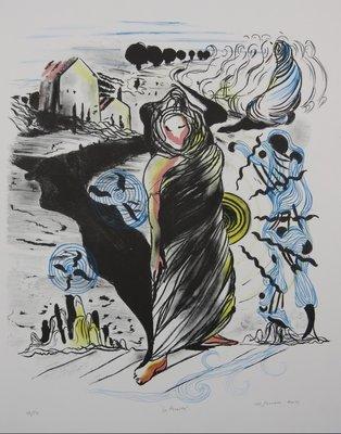 Nour-Edinne Jarram - La Revolte