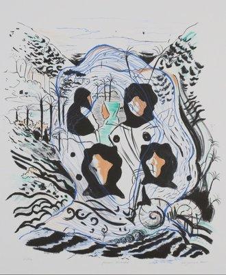 Nour-Edinne Jarram - Pensees nomades