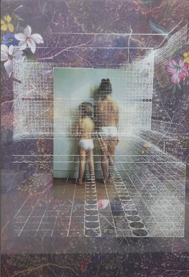 Marli Turion - Het grote badhuis - 80 x 56,5 cm - C-print op papier