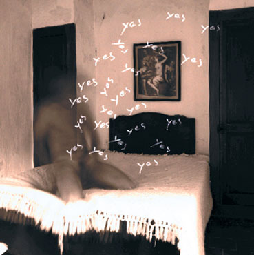 Jean Ruiter - Yes (Zelfportret) - ingelijst