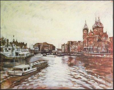 Valentin Bakardjiev - Double Tree - Amsterdam - spieraam
