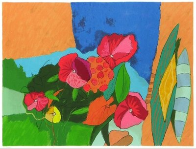 Henk van Vessem - Flowers I
