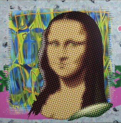Arturo - Mona Lisa - spieraam en ophangsysteem