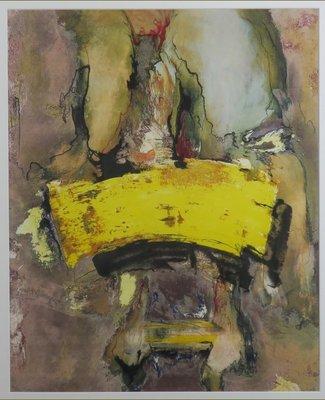 Hans van Horck - 0194 - 103 x 83 cm - Litho op papier - ingelijst