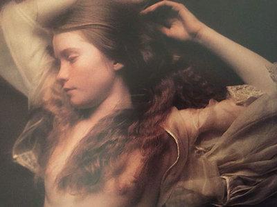 David Hamilton - offset foto uit Filles Fleurs