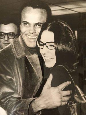 Just Jaeckin - Harry Belafonte & Nana Mouskouri