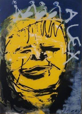 Herman Brood & Kai Urano - Epreuve d'Artiste