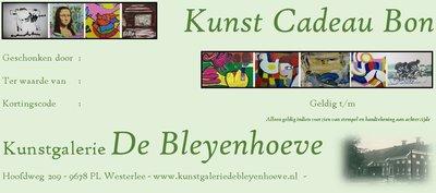 KunstKadoBon €100