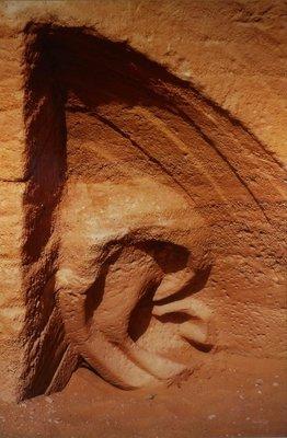 Paul Huf - zonder titel - 200 x 138 cm - kleurenfoto - ingelijst