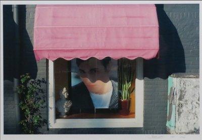 Mark Verdoes - Hello Sunshine - 78 x 103 cm - Giclee op geschept papier - ingelijst