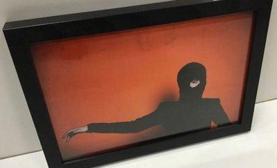 Alejandro Gatta  - IV - 33 x 23 cm - foto op fotopapier - luxe zwart houten lijst
