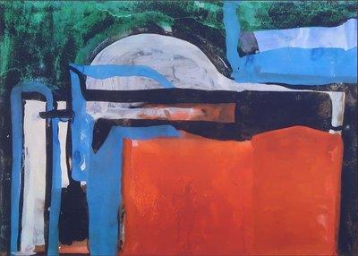 Theo Kuijpers - zonder titel - 54 x 69 cm - Giclee op papier