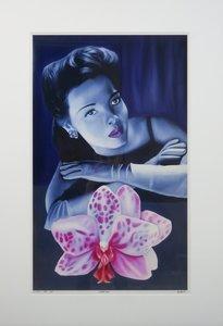 Jan Bollaert - Orchid Woman