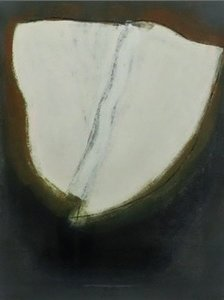 Aafke Kelly - Metamorfose 2 - 101,5 x 81,5 cm - Olieverf op papier