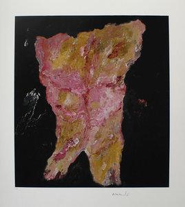 Armando - Physical - Giclee op zwaar, handgemaakt katoenen papier - 61 x 53,5 cm