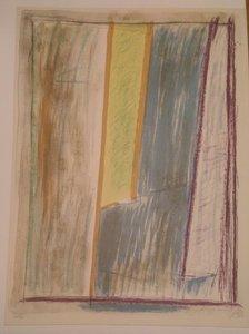 Alberto Rafols-Casamada - Compoition - Litho op papier - 75 x 56 cm